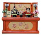 八重桜収納台 ピンクの画像