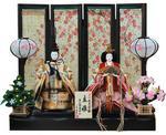 京九番麻桜屏風の画像