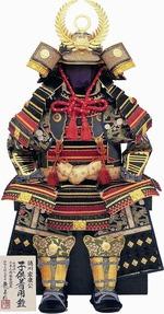 徳川家康公 着用鎧の画像